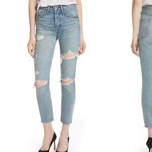 GRLFRND petite Karolina jeans